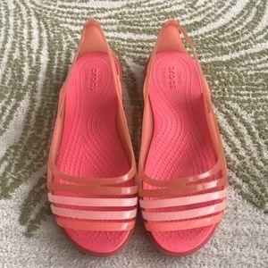 Women's Crocs Jellies